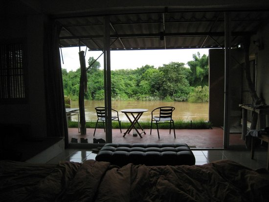 Pingplalee Resort: View from the bed