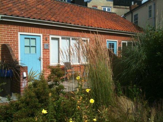 The Swan Hotel: Garden Roos