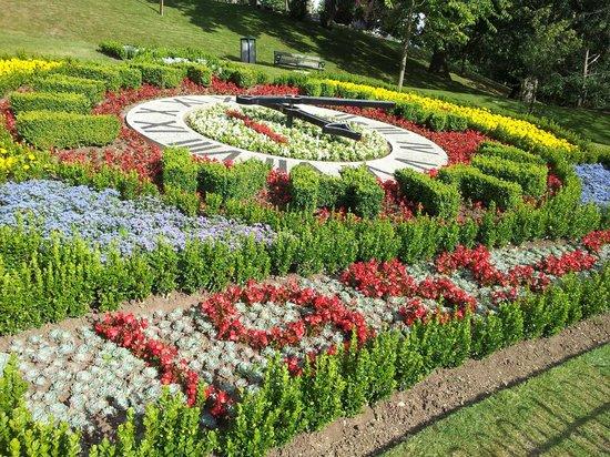 Whitby Museum: The Pannett Park Garden Clock