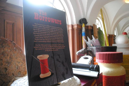 The London Film Museum - South Bank : The Borrowers