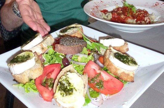 Malabar restaurant : A light lunch  - superb