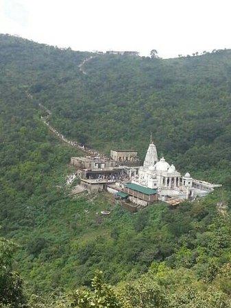 Jharkhand, India: jal mandir