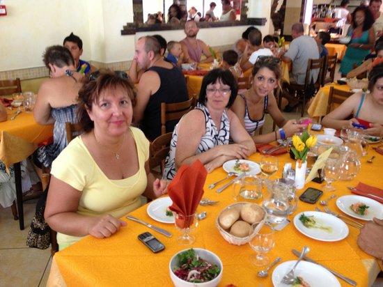 Hotel Villa Boschetti: a pranzo