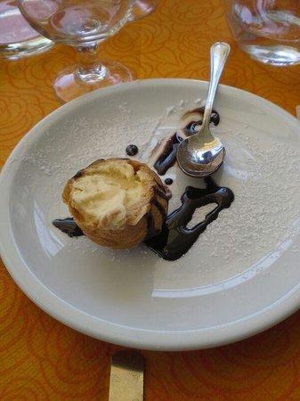 Hotel Villa Boschetti: un dessert