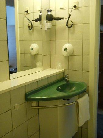 Hotel Copenhagen Crown: Bagno