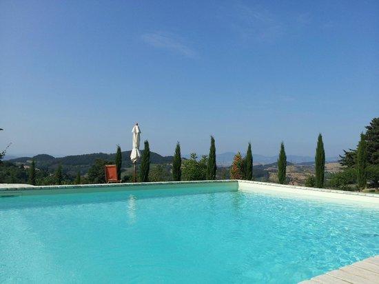 Il Borgo del Lupo : The pool