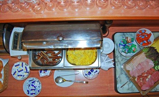Comfort Hotel Alter Markt : Frühstücksbuffet