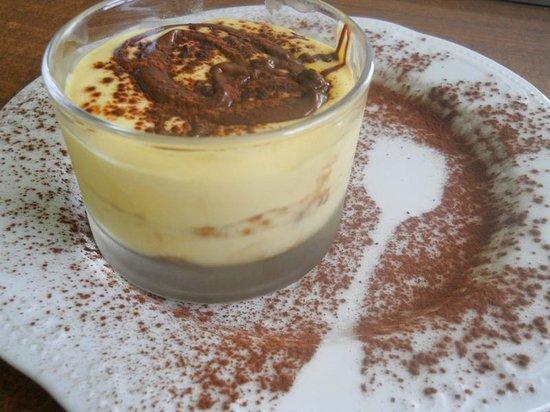 Trattoria Albergo S. Maria : Dessert