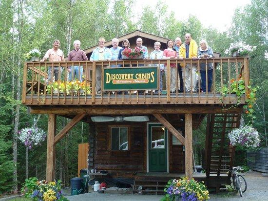 Adventure Alaska Tours: Our group!