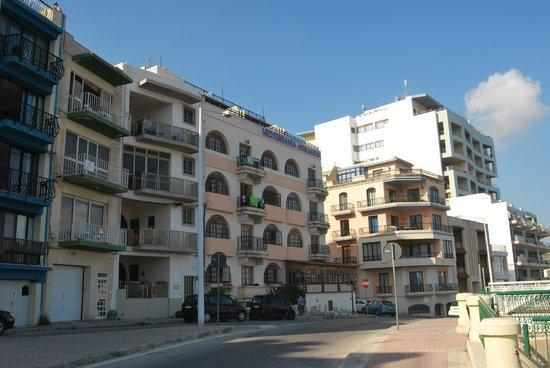 The Mediterranea Hotel & Suites: the hotel
