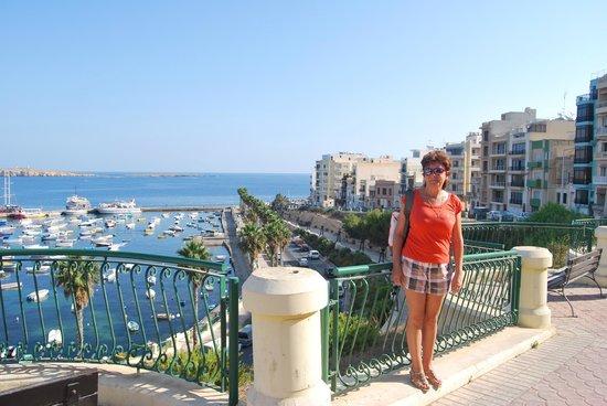 The Mediterranea Hotel & Suites: me