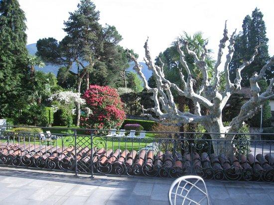 Hotel Ascovilla : Garten Essen 3
