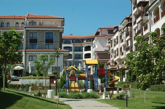 The Vineyards Resort: Детская площадка