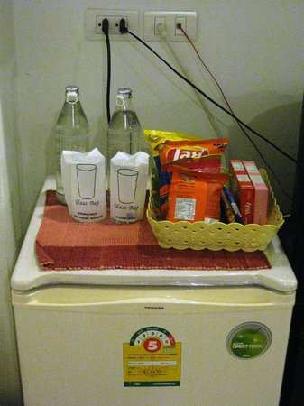 Sinsuvarn Airport Suite: mini bar