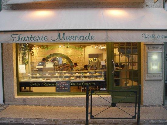 TARTERIE MUSCADE : Le restaurant.