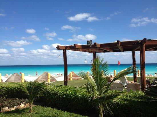 Fiesta Americana Condesa Cancun All Inclusive: vista maravilhosa