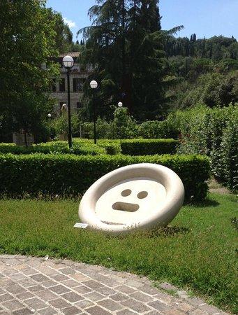 Albornoz Palace Hotel: Il Bottone