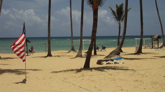 Dreams Punta Cana Resort & Spa: Playa