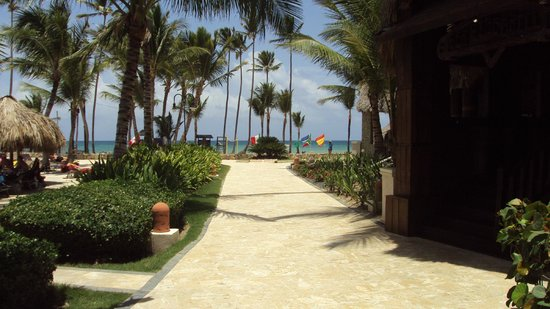 Dreams Punta Cana Resort & Spa: Pileta