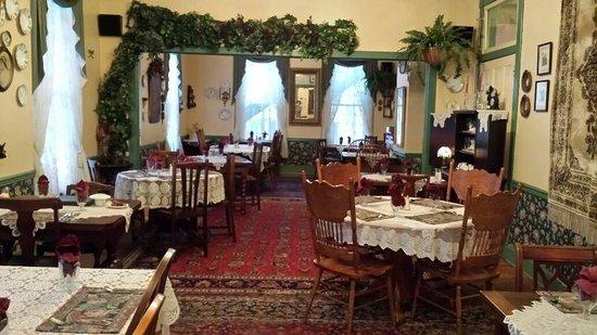 Hotel Strasburg: Hotel Restaurant Dining Room