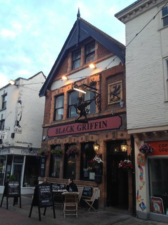 The Black Griffin