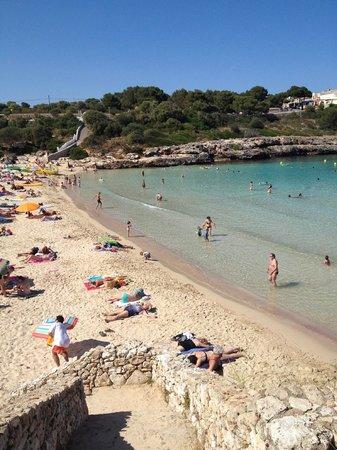 OLA Aparthotel Cecilia: Lovely Beach
