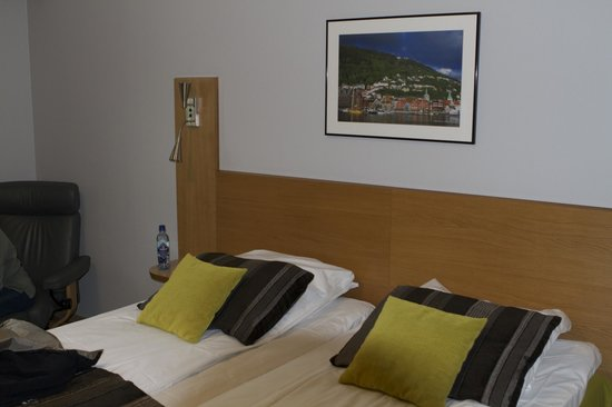 BEST WESTERN PLUS Hotell Hordaheimen : La camera