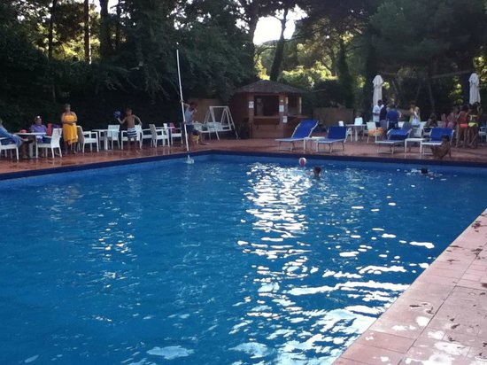 Park Hotel - Ravenna: la piscina