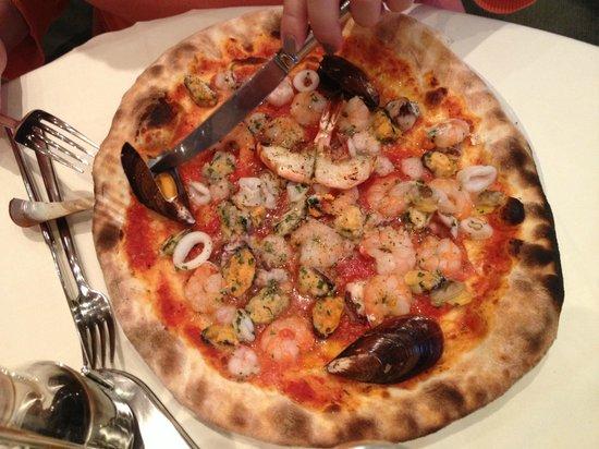 Otello : Pizza