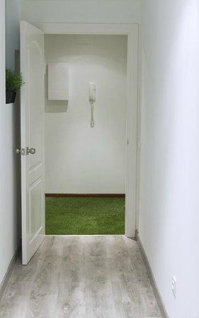 Casa Diagonal : INGRESSO