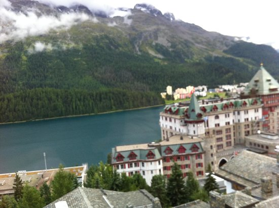 Hotel Languard: Beautiful view from our room