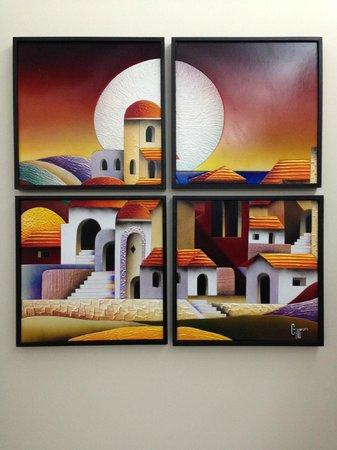 Galeria de Arte 5ta Avenida: Quadro dell'artista Campero