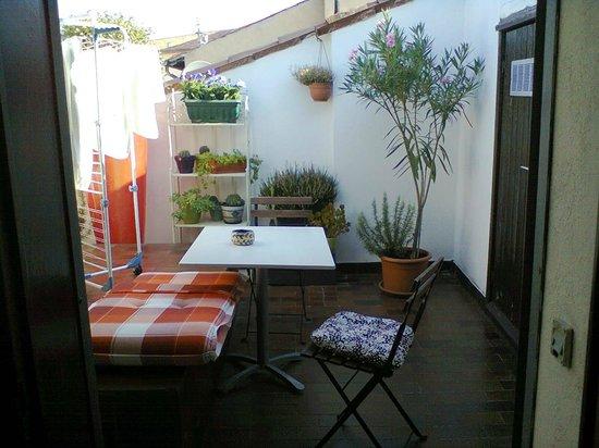 terrazzino comune - Foto di B&B Casanova, Verona - TripAdvisor