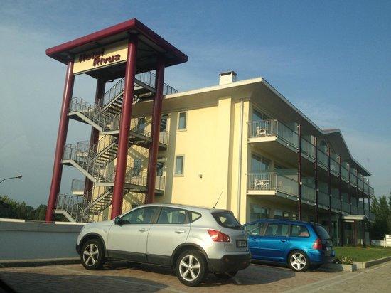 Exterior Hotel Rivus