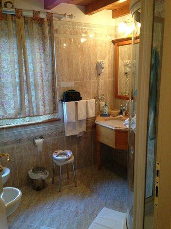 Hotel Millennium : il bagno