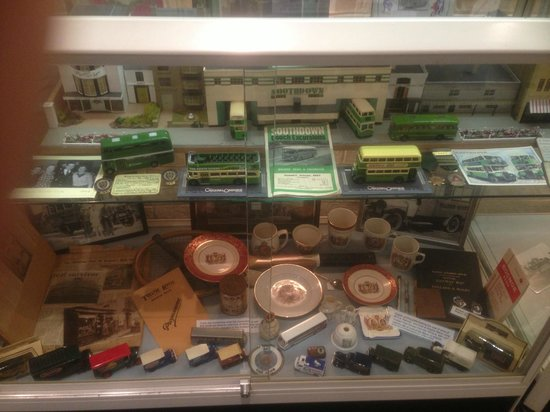 Bognor Regis Museum: transport