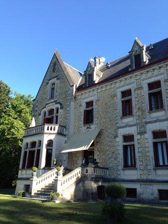 Chateau La Thuiliere : La Thuiliere