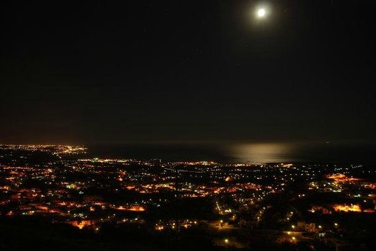 Green Hill: night's view