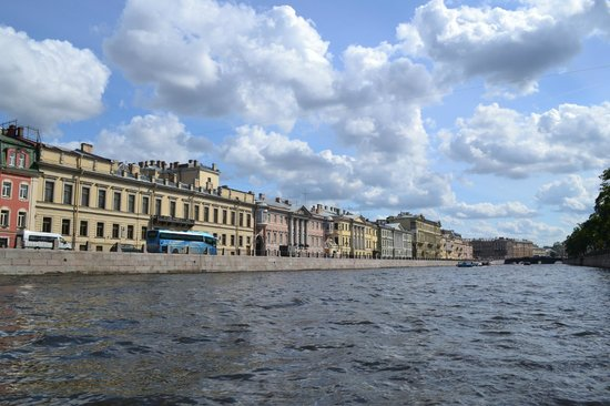 Russian Tour Guide, LLC- Day Tours: From our river boat