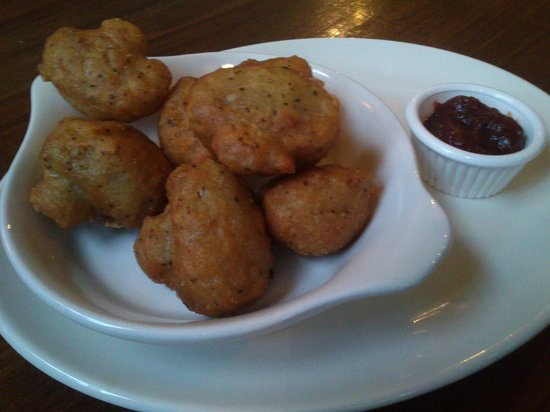 O'Neill's Pub and Grill: Beer Battered Mushrooms