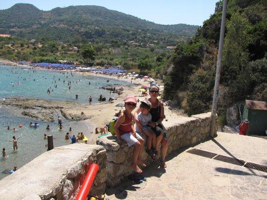 Sporting Club: plage
