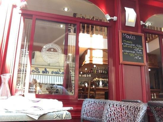 Restaurant Le Drakkar: le Drakkar rue saint jean