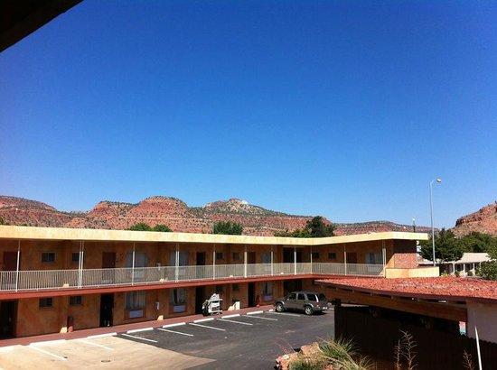 Best Western Red Hills: Western