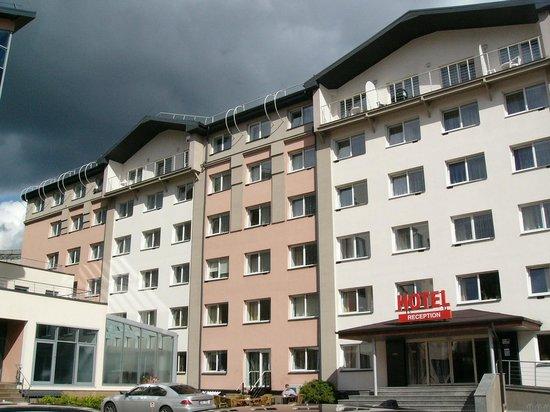 Conference Hotel Tomo: TOMO-hotel