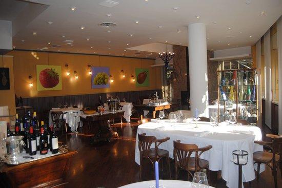 Restaurant Il Caminetto Salice Terme