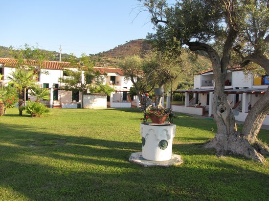 Sporting Club: bungalows