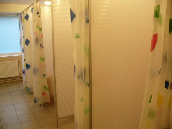 Conference Hotel Tomo: Łazienka/prysznice