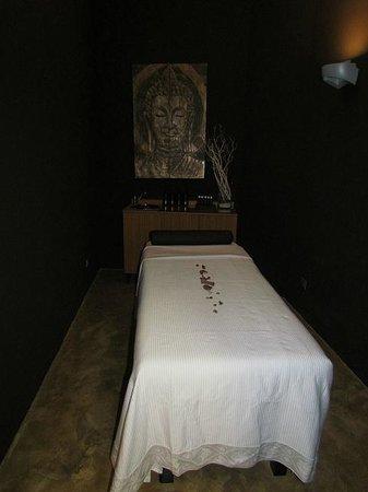 Aveda Hair & Beauty: Cabina massaggi