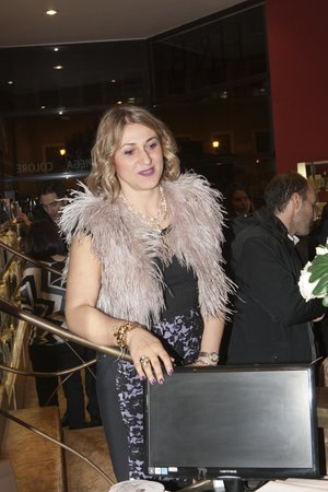 Aveda Hair & Beauty: Evento mondano 2013 VIP