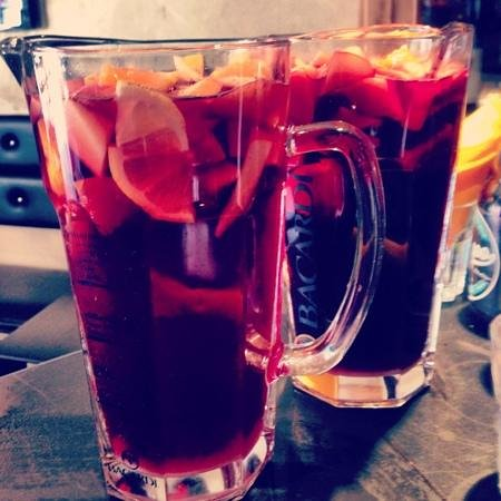 Sunflower : sangria time